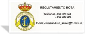 reclutamiento rota