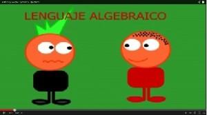 Troncho y poncho lenguaje algebraico
